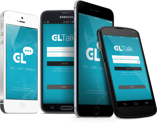 Download the Free GLTalk App Today!